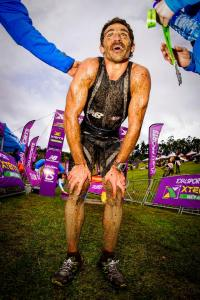 Stuart Marais Xterra-finish