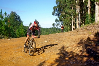 Momentum Weekend Argus Knysna MTB Cycle Tour