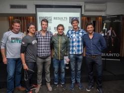 BIG5 Men's Winners